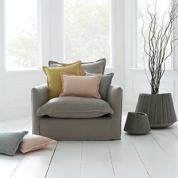 HAVEN RANGE by Warwick. Premium quality 100% linen. Perfect for a natural relaxed look. View Fabrics...