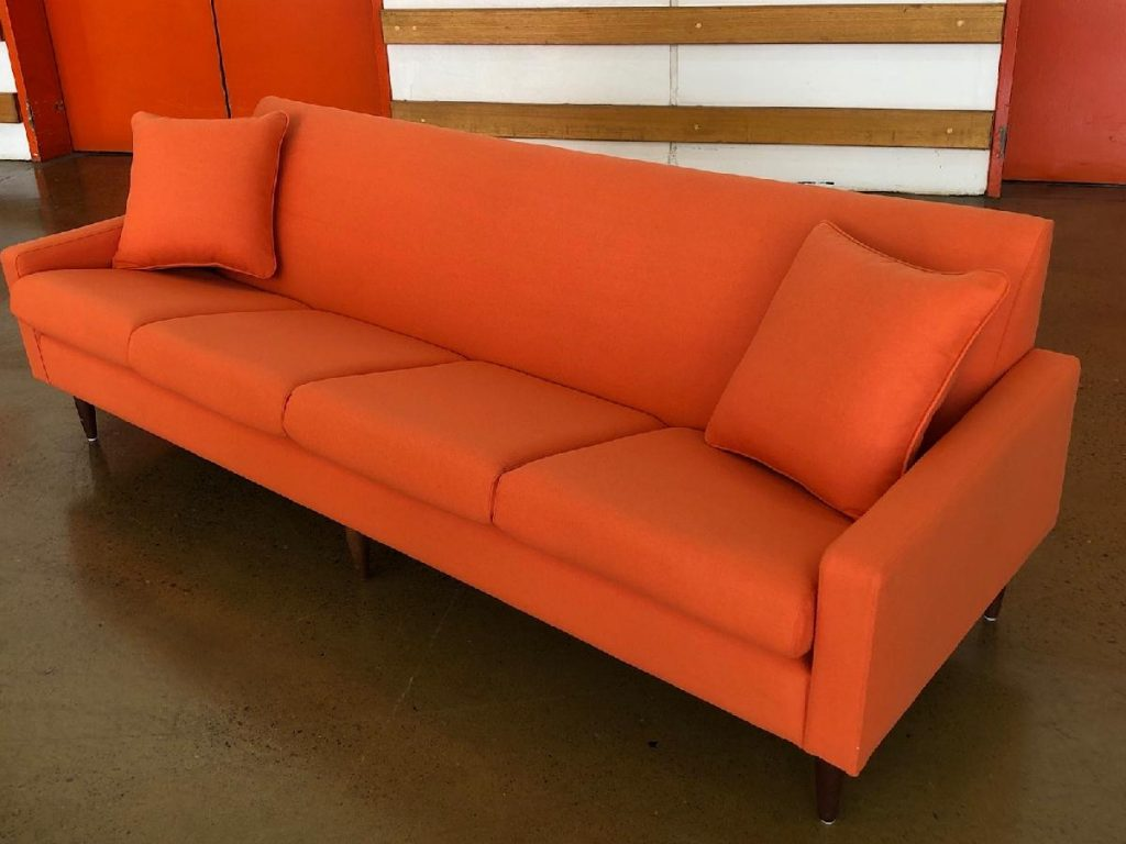 Parker 1960s Lounge Recover