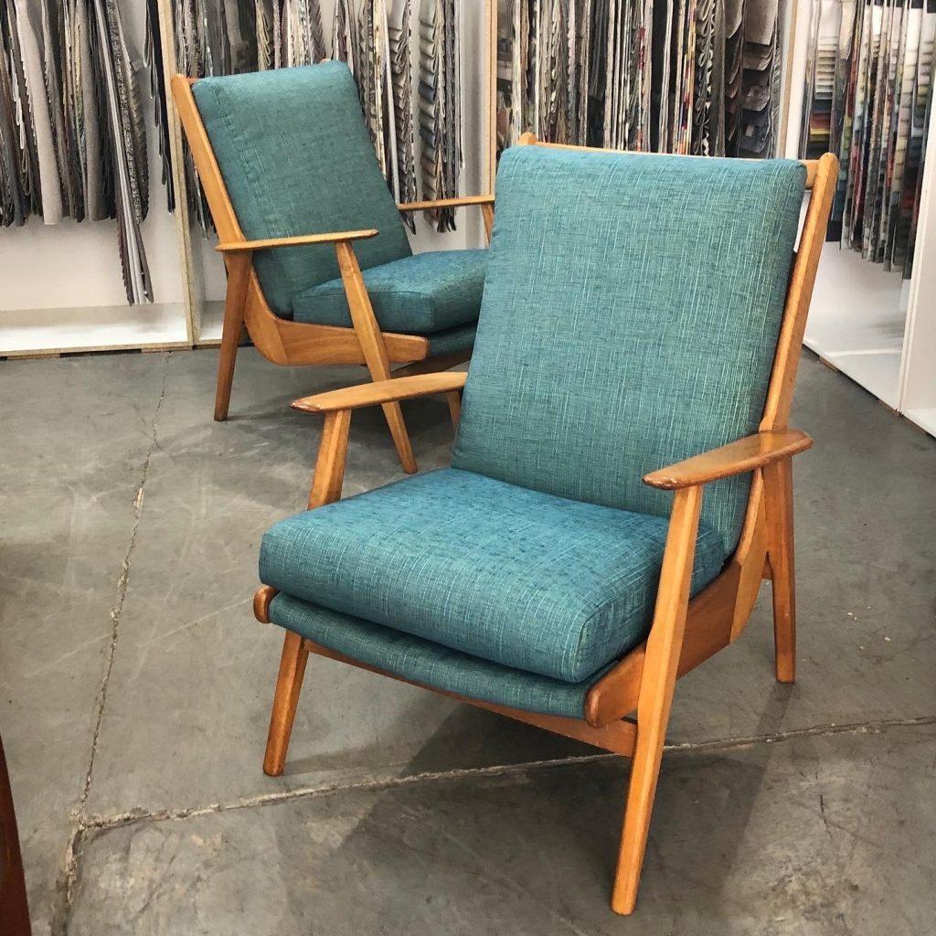 La Fay Boomerang Chairs c1950s