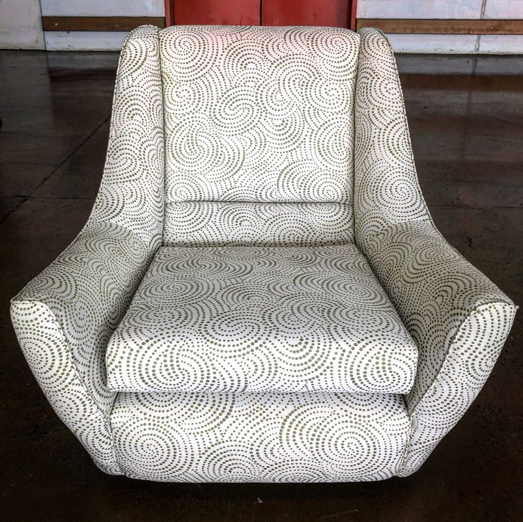 Mid-century Armchair Recover